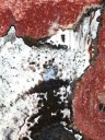 094  Lithophysen-Achat mit Pseudomorphosen, New Mexico/USA